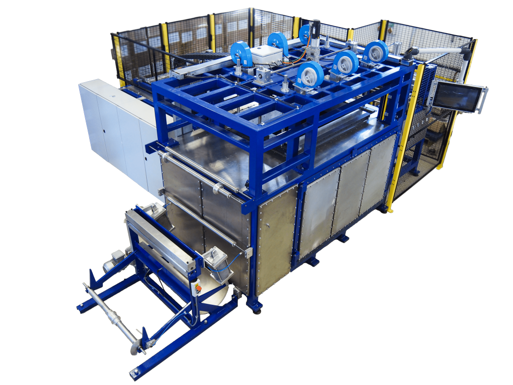 Servis termoformovacích strojů | 2LD Plastic | Výroba, servis termoformovacích a vakuových strojů - Nový Bydžov
