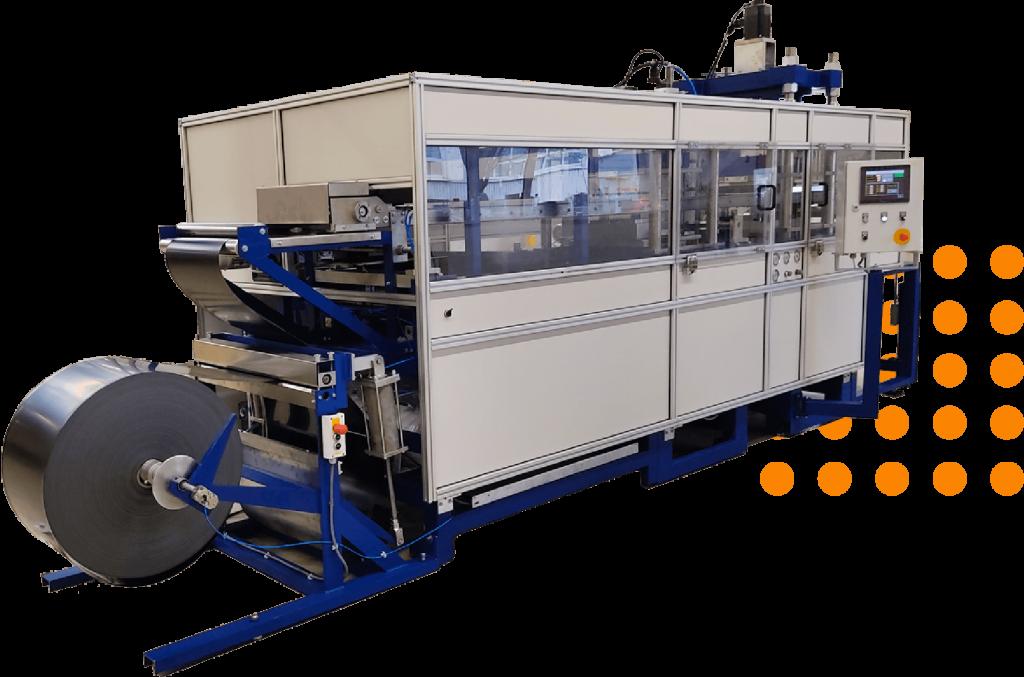 Výroba strojů a forem | 2LD Plastic | Výroba, servis termoformovacích a vakuových strojů - Nový Bydžov